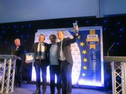 EUSA Awards Mille Örnmark We Group
