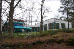 Gustavsbergsbadet Värmdö utomhus We Group
