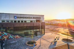 We Group Kungsbacka badhus